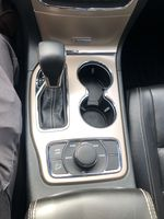 Gray[Granite Crystal Metallic] 2016 Jeep Grand Cherokee Limited Center Console Photo in Canmore AB
