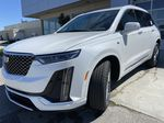 White[Crystal White Tricoat] 2021 Cadillac XT6 Premium Luxury Left Front Head Light / Bumper and Grill in Calgary AB