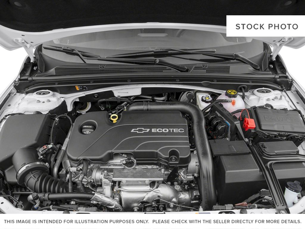 2018 Chevrolet Malibu Engine Compartment Photo in Fort Macleod AB