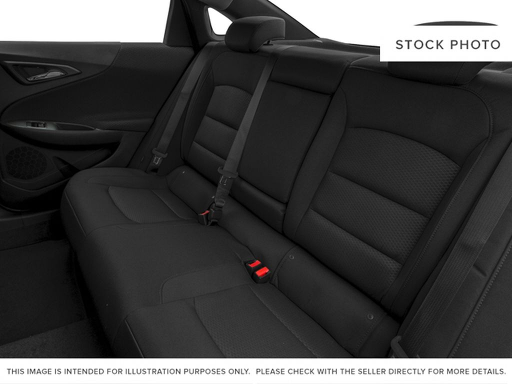 2018 Chevrolet Malibu Left Side Rear Seat  Photo in Fort Macleod AB