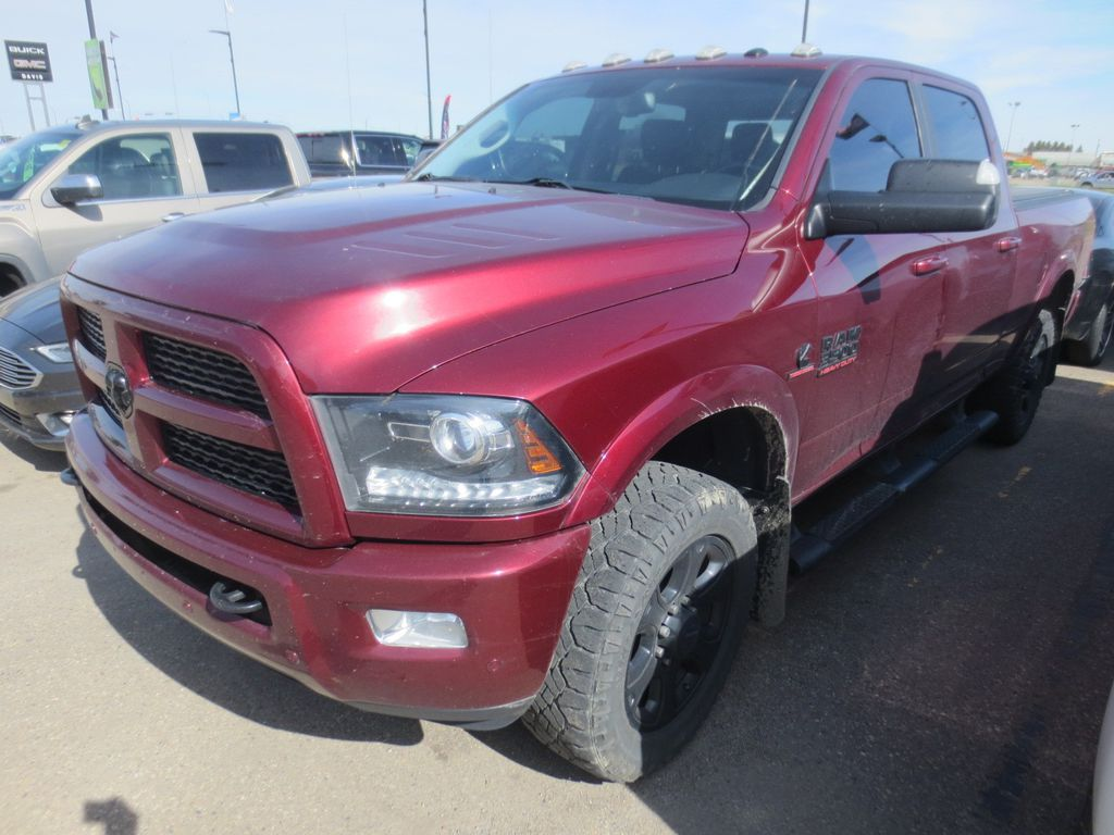 Maroon 2016 Ram 3500 Left Front Rim and Tire Photo in Lethbridge AB