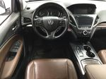 White[White Diamond Pearl] 2017 Acura MDX SH-AWD w/Navigation Left Front Seat Photo in Sherwood Park AB