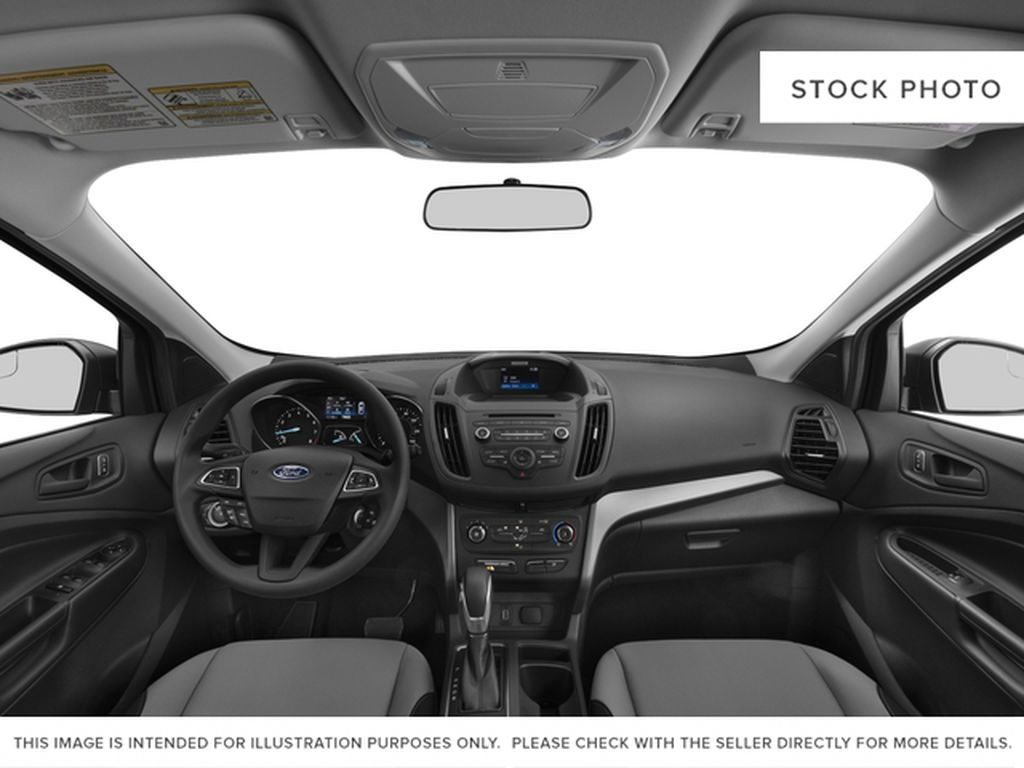 Black[Shadow Black] 2018 Ford Escape Central Dash Options Photo in Dartmouth NS