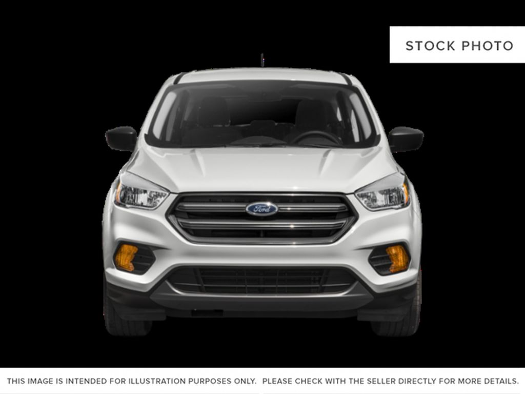 Black[Shadow Black] 2018 Ford Escape Front Vehicle Photo in Dartmouth NS