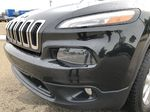 Black[Brilliant Black Crystal Pearl] 2016 Jeep Cherokee Left Front Head Light / Bumper and Grill in Edmonton AB
