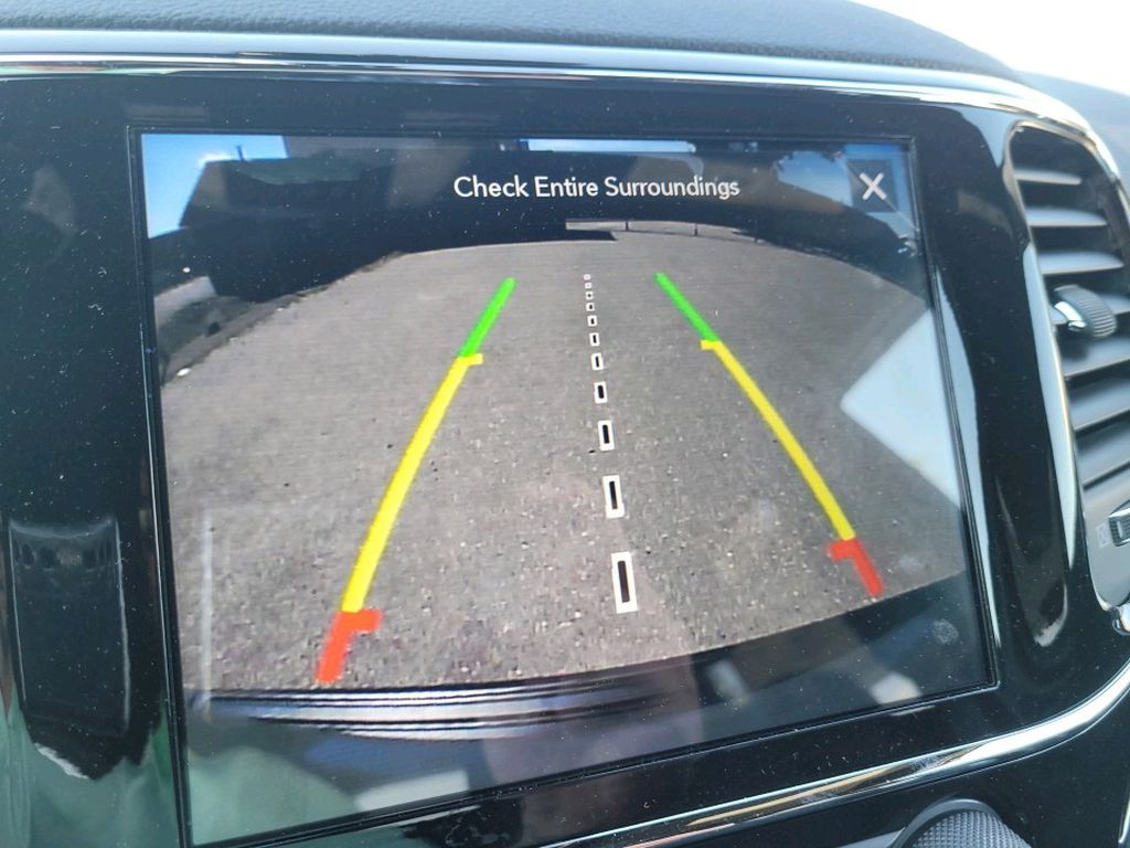 Grey 2021 Jeep Grand Cherokee Steering Wheel and Dash Photo in Fort Macleod AB