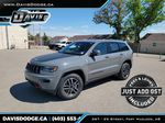 Grey 2021 Jeep Grand Cherokee Primary Photo in Fort Macleod AB