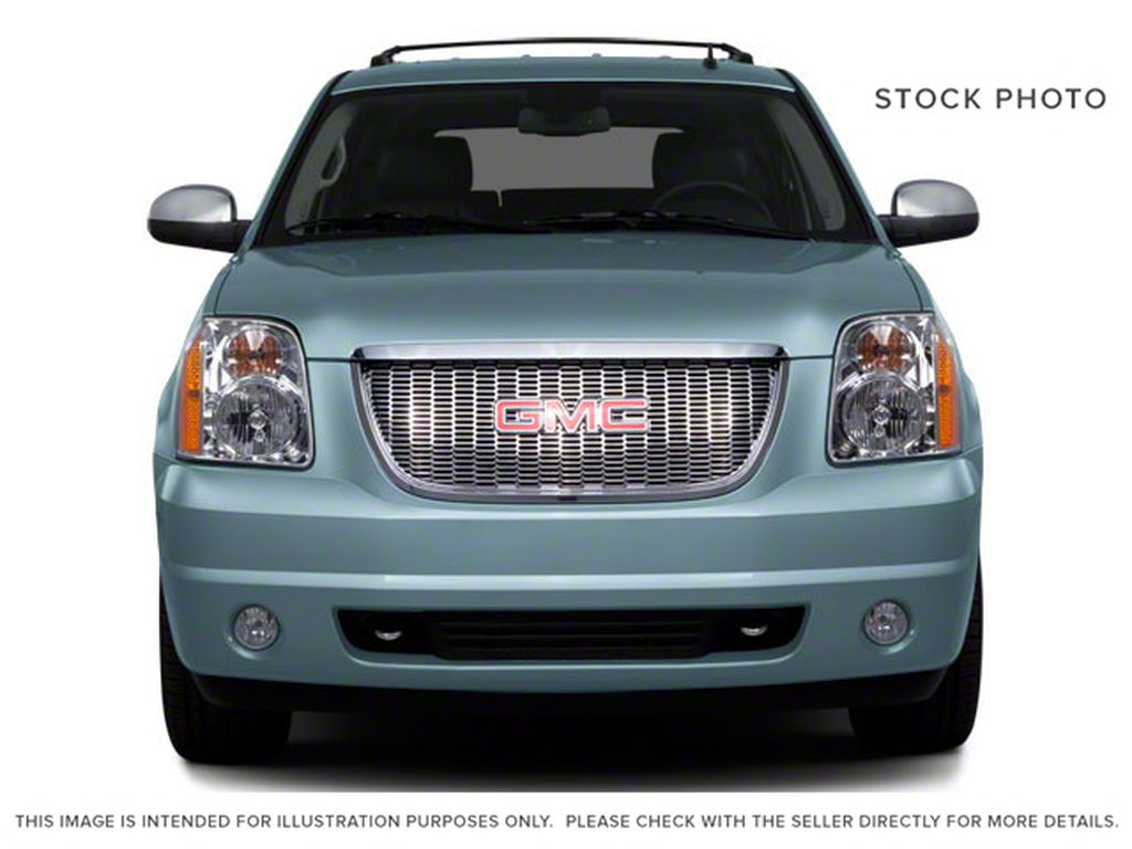 Silver[Pure Silver Metallic] 2011 GMC Yukon Front Vehicle Photo in Fort Macleod AB