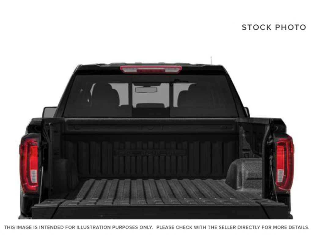 White[White Frost Tricoat] 2020 GMC Sierra 1500 Trunk / Cargo Area Photo in Fort Macleod AB