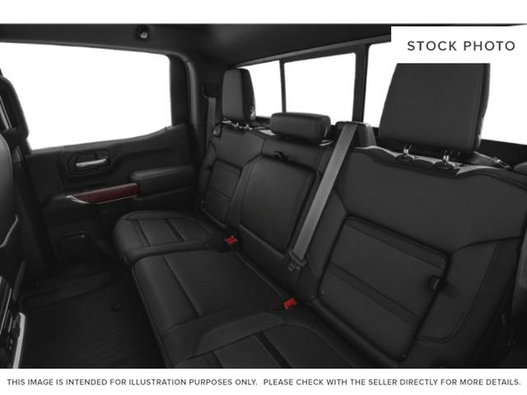 White[White Frost Tricoat] 2020 GMC Sierra 1500 Left Side Rear Seat  Photo in Fort Macleod AB