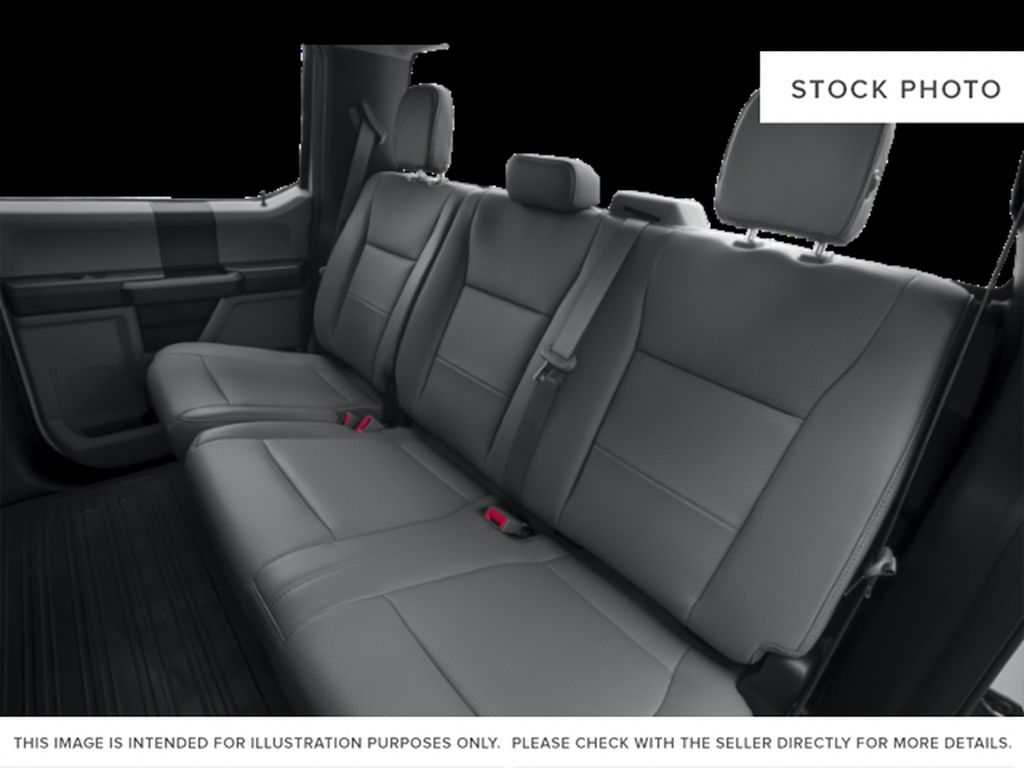 Black[Agate Black] 2020 Ford F-150 Left Side Rear Seat  Photo in Fort Macleod AB