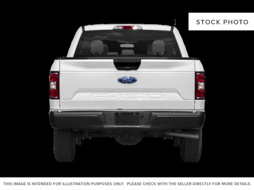 Black[Agate Black] 2020 Ford F-150 Rear of Vehicle Photo in Fort Macleod AB