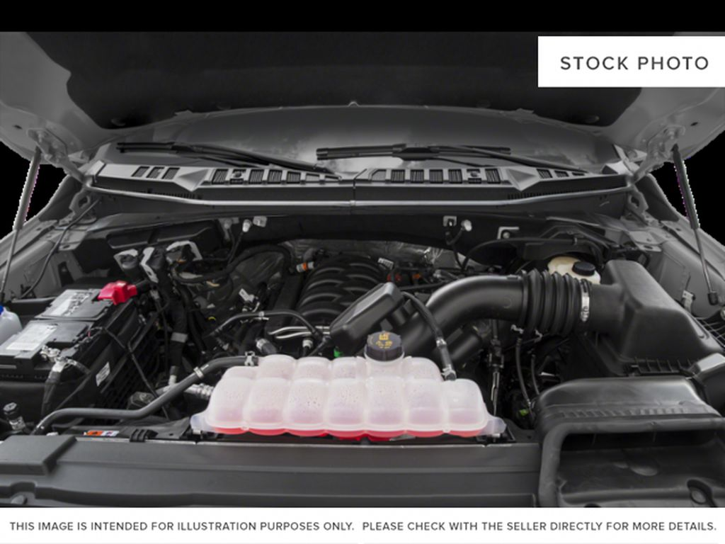 Black[Agate Black] 2020 Ford F-150 Engine Compartment Photo in Fort Macleod AB