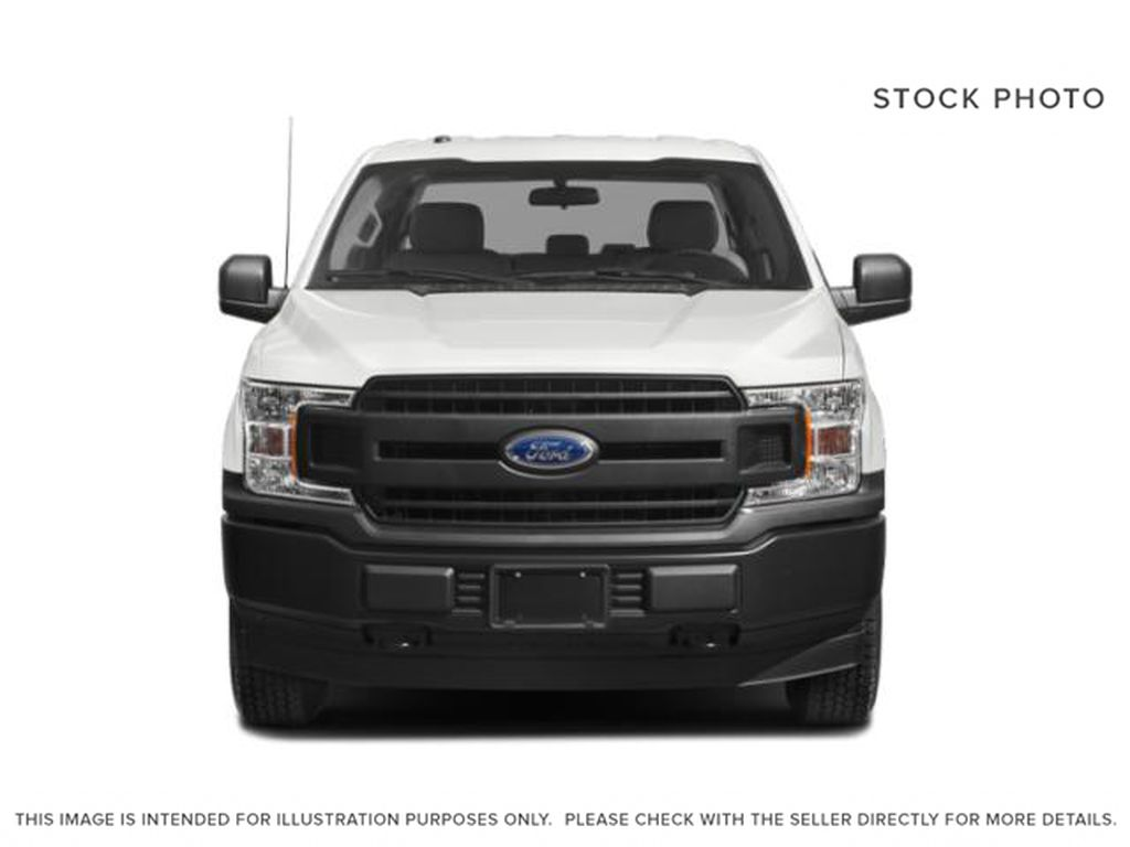 Black[Agate Black] 2020 Ford F-150 Front Vehicle Photo in Fort Macleod AB