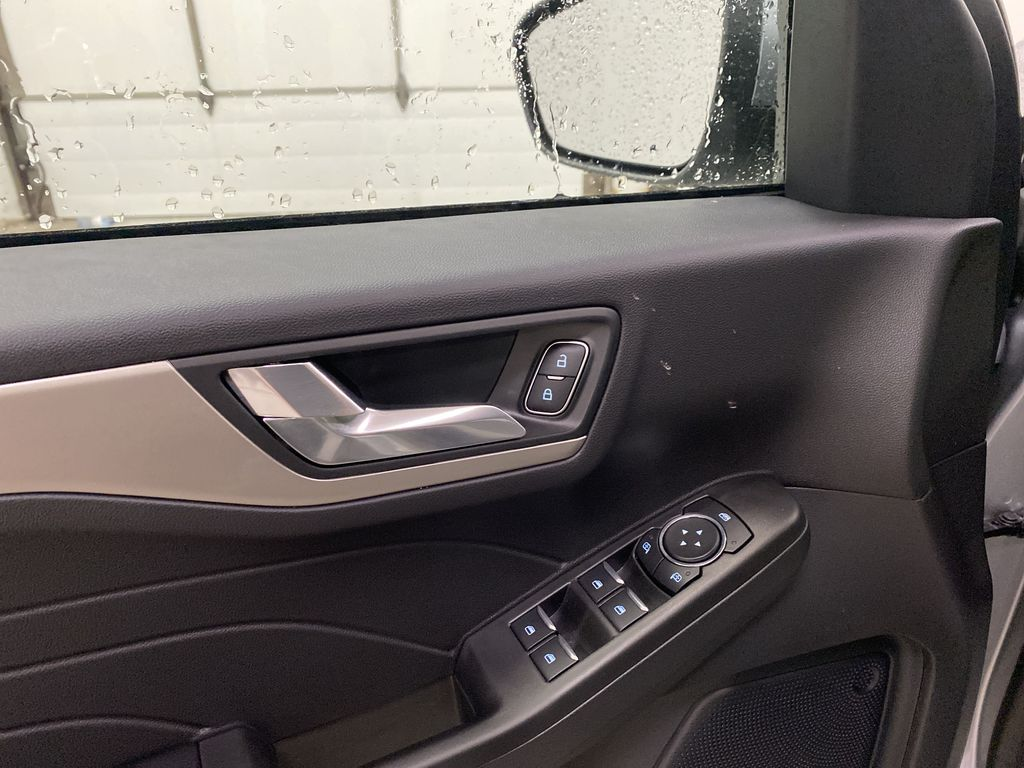 Silver[Iconic Silver Metallic] 2021 Ford Escape  Driver's Side Door Controls Photo in Dartmouth NS