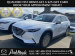 SNOW FLAKE WHITE PEARL(25D) 2021 Mazda CX-9 GS-L Captain Chairs Primary Photo in Edmonton AB