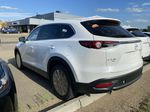 SNOW FLAKE WHITE PEARL(25D) 2021 Mazda CX-9 GS-L Captain Chairs Left Front Interior Door Panel Photo in Edmonton AB