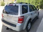 Silver[Silver Metallic] 2008 Ford Escape XLT Right Rear Corner Photo in Canmore AB