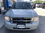 Silver[Silver Metallic] 2008 Ford Escape XLT Front Vehicle Photo in Canmore AB