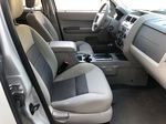 Silver[Silver Metallic] 2008 Ford Escape XLT Right Side Front Seat  Photo in Canmore AB