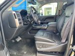 Black[Onyx Black] 2015 GMC Sierra 3500HD Denali Left Front Interior Photo in Canmore AB