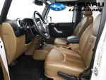 White 2013 Jeep Wrangler Unlimited Left Side Rear Seat  Photo in Lethbridge AB