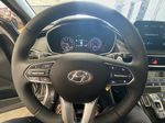 Silver[Shimmering Silver] 2021 Hyundai Santa Fe Front Vehicle Photo in Belleville ON