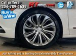 White[Summit White] 2017 Buick LaCrosse Left Front Rim and Tire Photo in Winnipeg MB