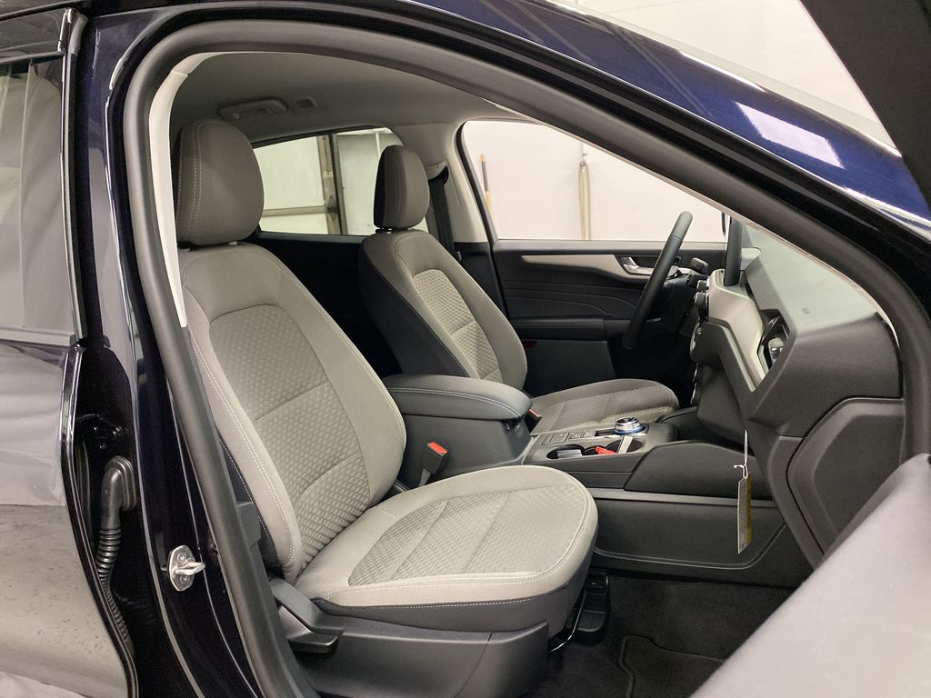 Blue[Antimatter Blue Metallic] 2021 Ford Escape Right Side Front Seat  Photo in Dartmouth NS