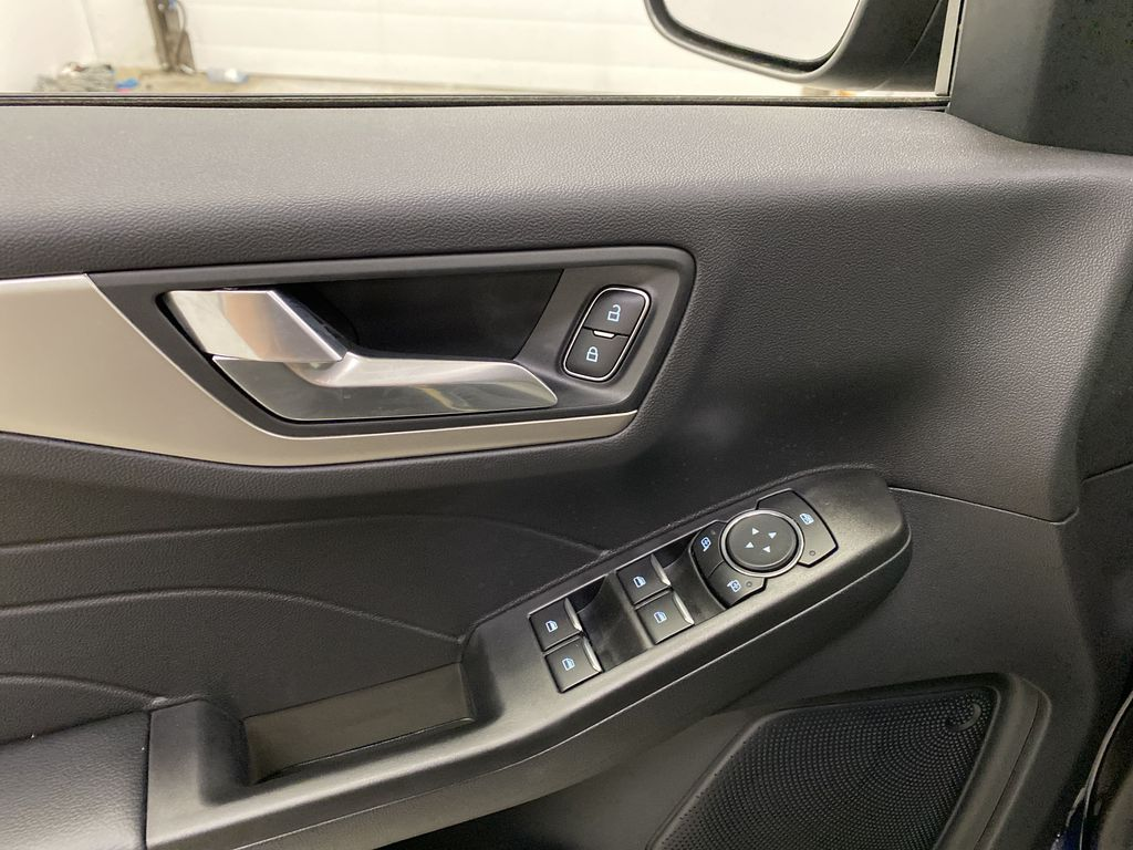 Blue[Antimatter Blue Metallic] 2021 Ford Escape  Driver's Side Door Controls Photo in Dartmouth NS