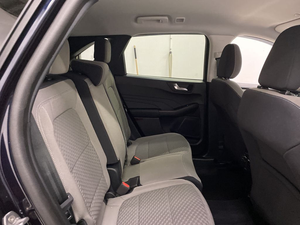 Blue[Antimatter Blue Metallic] 2021 Ford Escape Right Side Rear Seat  Photo in Dartmouth NS