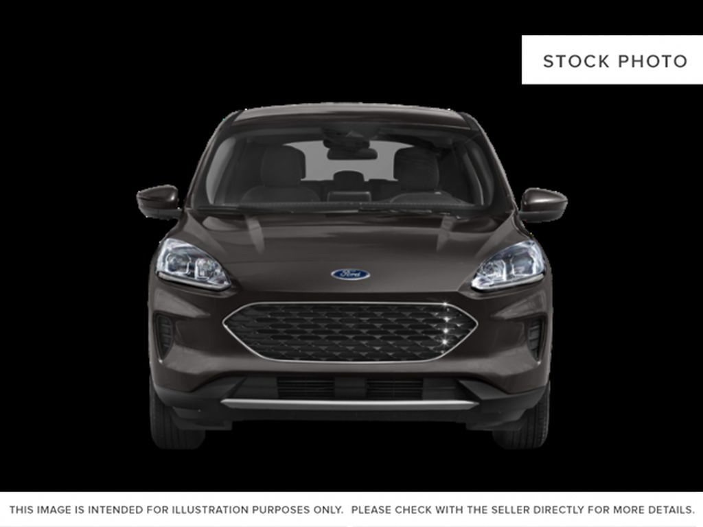 Blue[Antimatter Blue Metallic] 2021 Ford Escape Front Vehicle Photo in Dartmouth NS