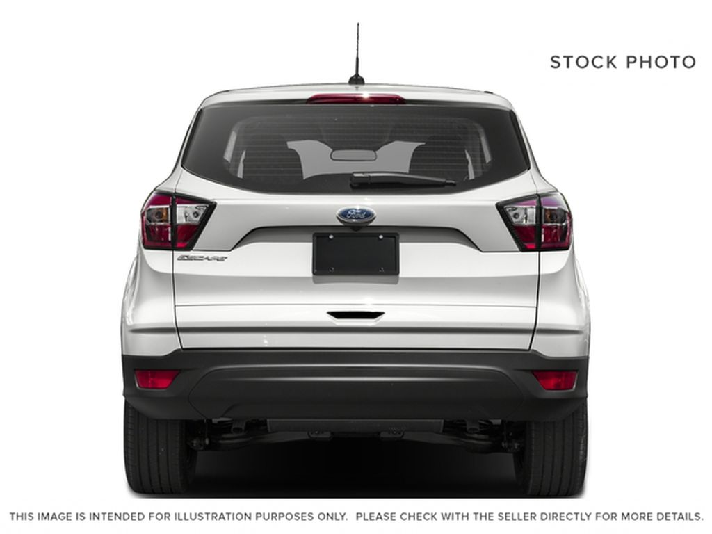 Red[Ruby Red Metallic Tinted Clearcoat] 2017 Ford Escape Rear of Vehicle Photo in Dartmouth NS