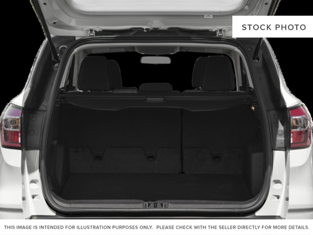 Red[Ruby Red Metallic Tinted Clearcoat] 2017 Ford Escape Trunk / Cargo Area Photo in Dartmouth NS