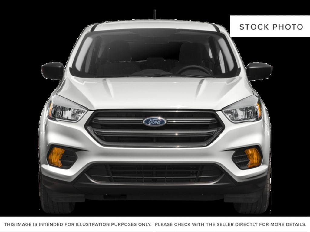 Red[Ruby Red Metallic Tinted Clearcoat] 2017 Ford Escape Front Vehicle Photo in Dartmouth NS