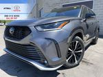 Gray[Magnetic Grey Metallic] 2021 Toyota Highlander AWD XSE Package LZRBHT AN Primary Photo in Brampton ON