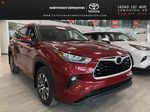 Ruby Flare Pearl 2021 Toyota Highlander XLE Primary Photo in Edmonton AB