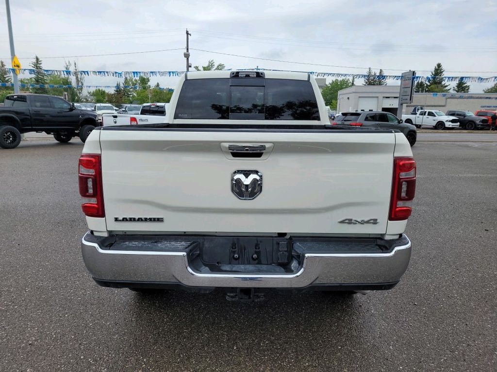 White 2021 Ram 2500  Driver's Side Door Controls Photo in Fort Macleod AB