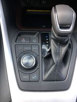 White[Blizzard Pearl] 2021 Toyota RAV4 AWD Limited Package D1RFVT AB Central Dash Options Photo in Brampton ON