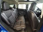 Blue[Lightning Blue] 2019 Ford Escape Right Side Rear Seat  Photo in Edmonton AB