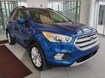 Blue[Lightning Blue] 2019 Ford Escape Right Front Corner Photo in Edmonton AB