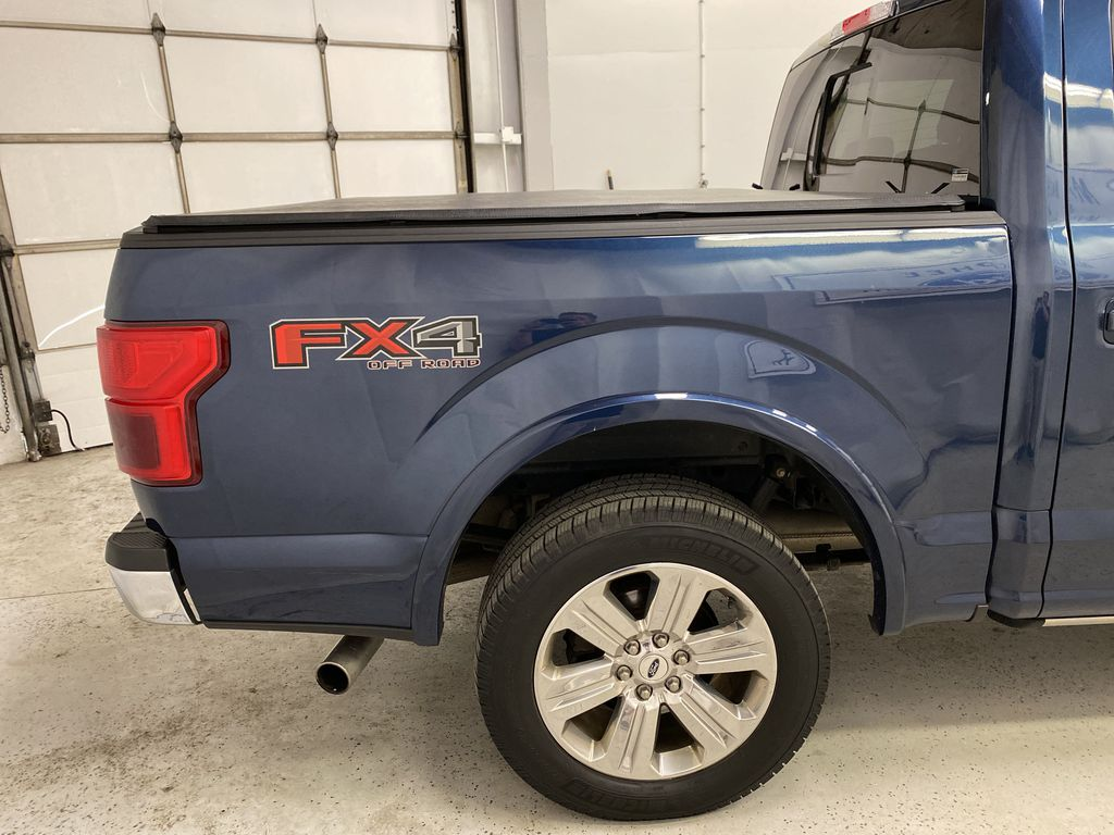 Blue[Blue Jeans Metallic] 2018 Ford F-150 Right Rear Corner Photo in Dartmouth NS