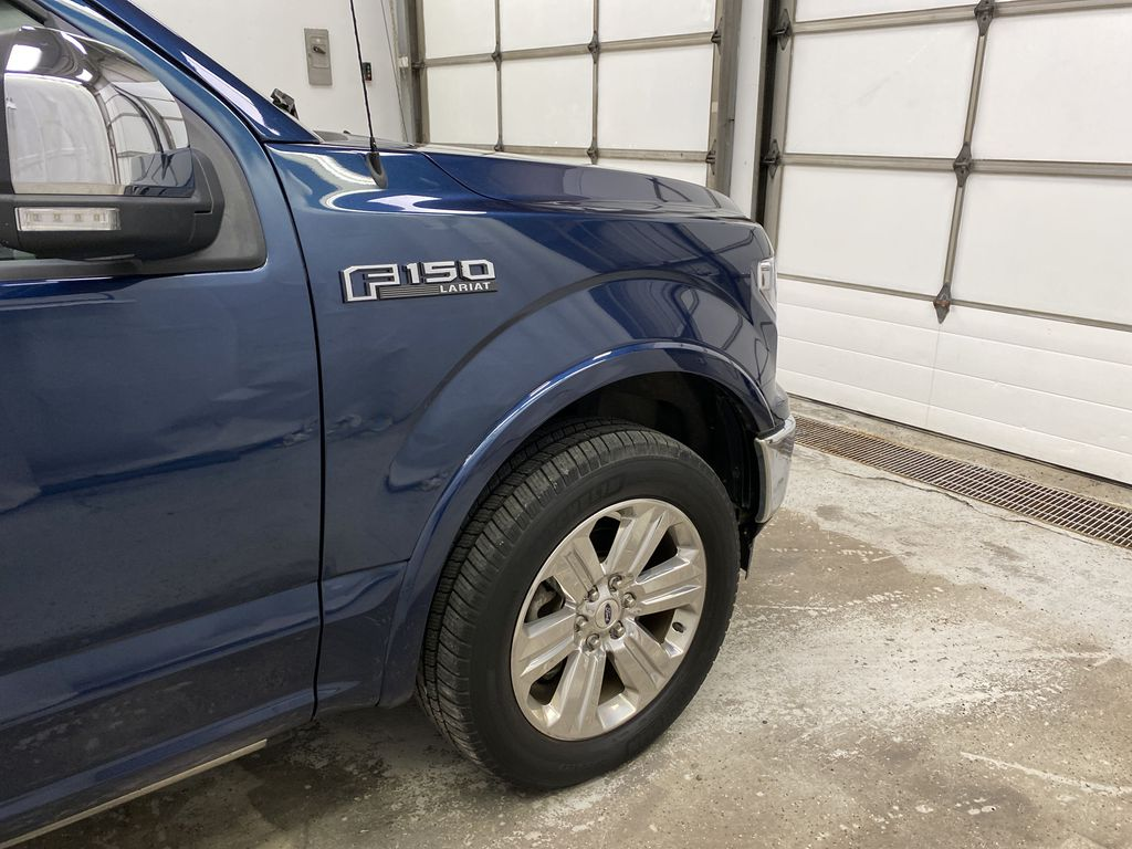 Blue[Blue Jeans Metallic] 2018 Ford F-150 Right Front Corner Photo in Dartmouth NS