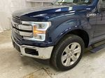 Blue[Blue Jeans Metallic] 2018 Ford F-150 Left Front Corner Photo in Dartmouth NS