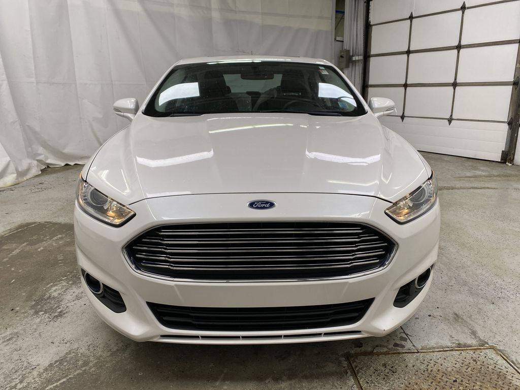 UNKNOWN 2016 Ford Fusion Front Vehicle Photo in Dartmouth NS