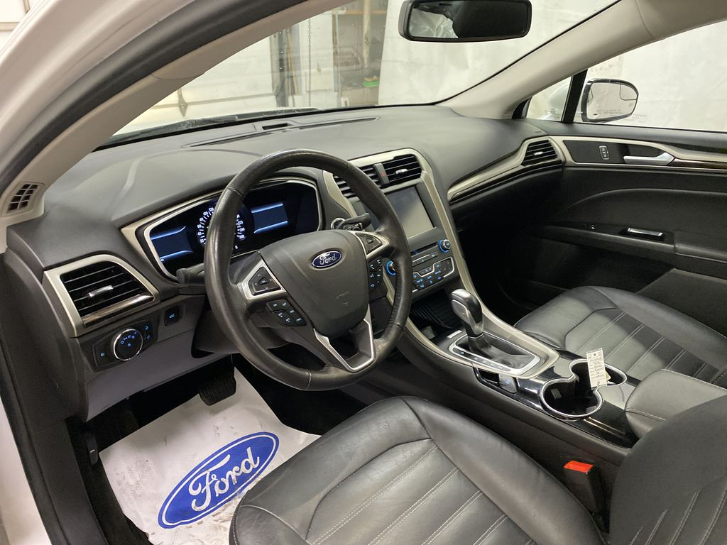 UNKNOWN 2016 Ford Fusion Strng Wheel/Dash Photo: Frm Rear in Dartmouth NS