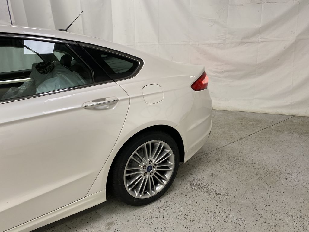 UNKNOWN 2016 Ford Fusion Left Rear Corner Photo in Dartmouth NS