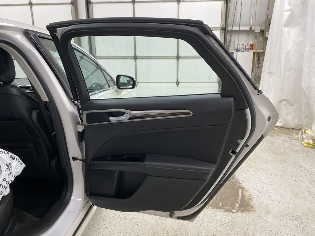 UNKNOWN 2016 Ford Fusion Right Rear Interior Door Panel Photo in Dartmouth NS