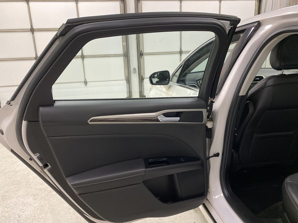 UNKNOWN 2016 Ford Fusion Left Rear Interior Door Panel Photo in Dartmouth NS