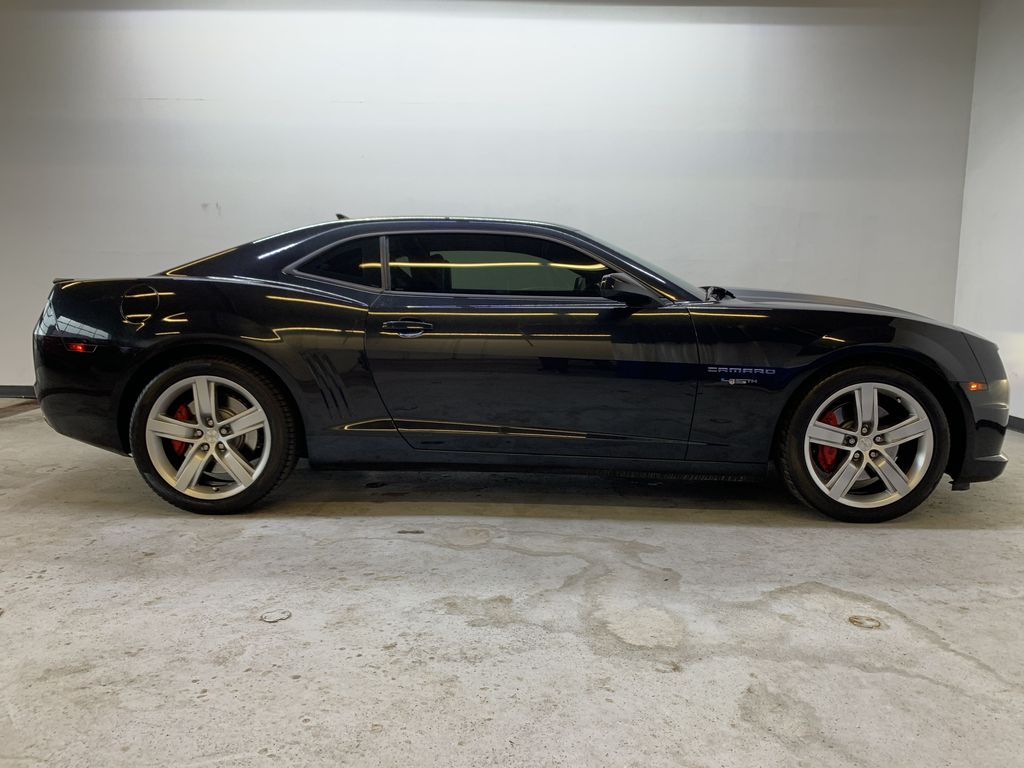 CHARCOAL 2012 Chevrolet Camaro 2SS - 426hp, 6 M/T, Brembo, Bluetooth, Backup Cam, Leather Right Side Photo in Edmonton AB